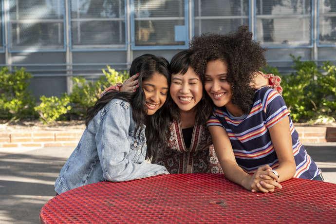 Üçlü arkadaş grubundan sen hangisisin?
