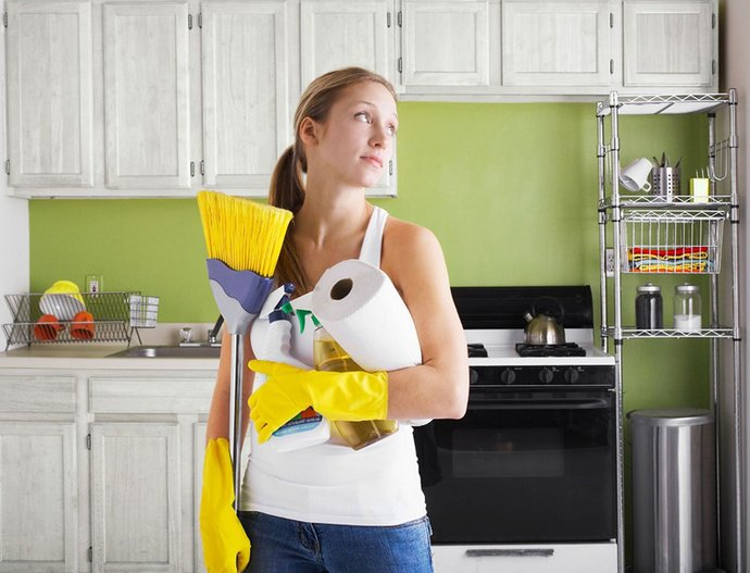 Hangi ev işlerinden pek haz etmezsiniz?