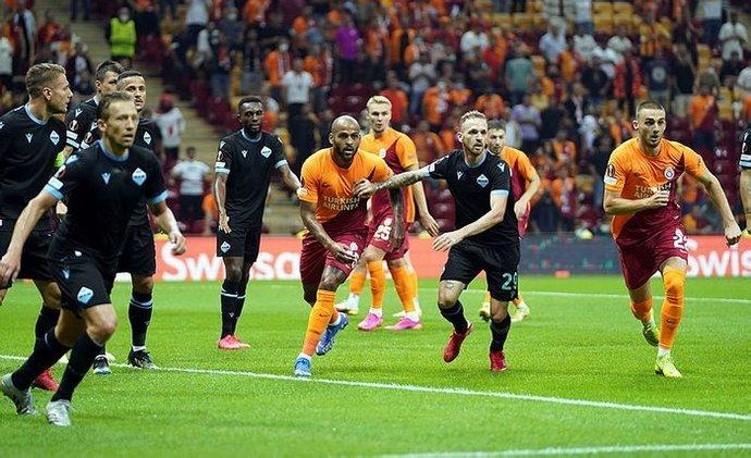Uefa avrupa liginde Galatasaray-Lazioyu türk telekom arenada 1-0 yendi! Maçı nasıl buldunuz?