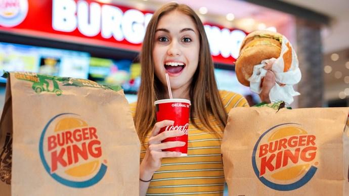 En sevdiğiniz Burger King menüsü nedir?