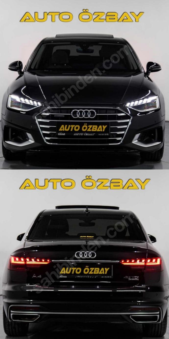 Audi A4 QUATTRO MU MERCEDES C 200 MÜ ?