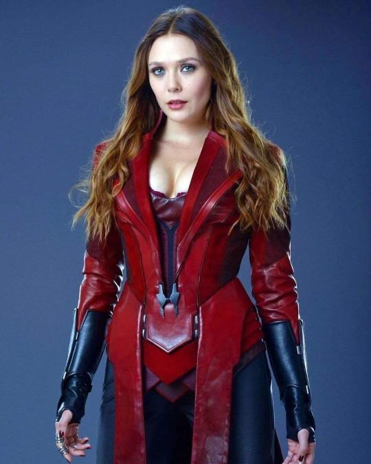 Sizce Elizabeth Olsen çekici mi?