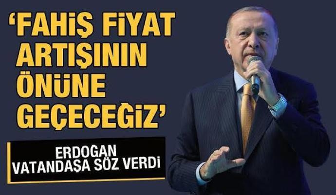 Erdoğanın enflasyonu önleme çözümü diyanet midir?