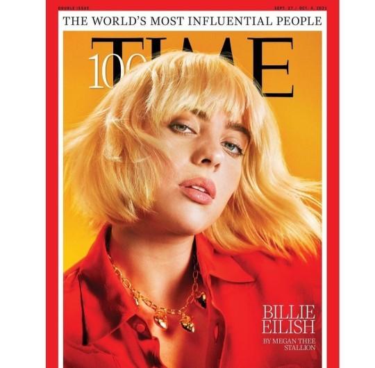 Billie sizce en etkili 100 insandan biri olmayı hak etti mi?