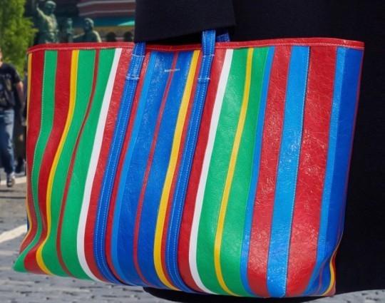 Gucci pazar torbalarını çanta olarak piyasaya sundu. Siz olsanız kullanır mısınız?
