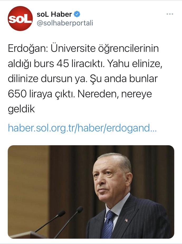 Kredi vermeyi neden övüyor Erdoğan?