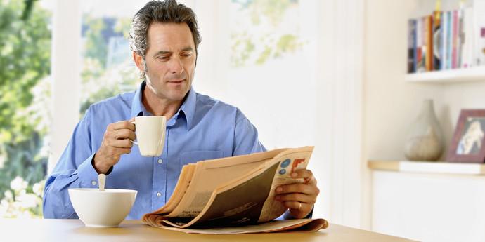 Gazete okumanın modası sizce de geçmedi mi?