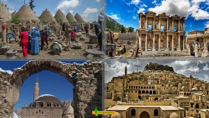 Kültürel gezi yapılsa nereleri gezmek isterdiniz?