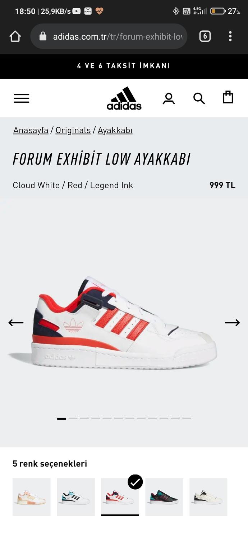 İlk defa bir ayakkabıya bu kadar para vercem hangi rengini alayım😂😂?