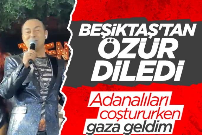 Serdar Ortaç Beşiktaştan özür diledi! Sizce affedilmeli mi?