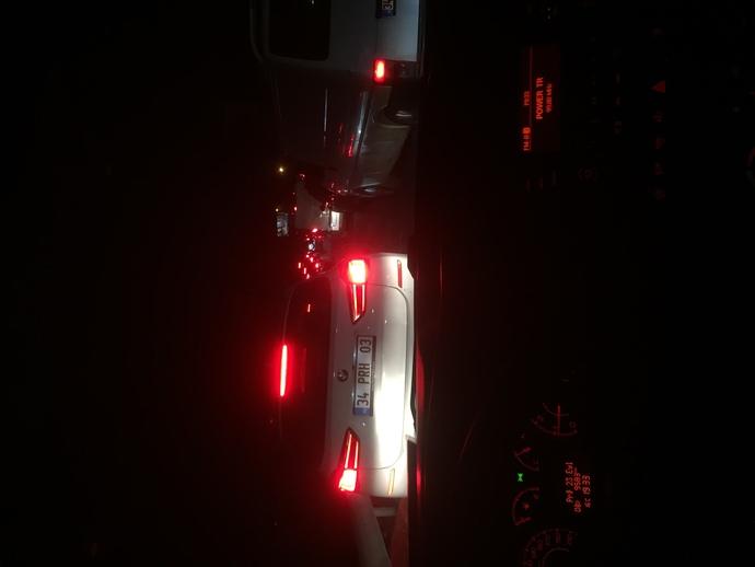 Anlık trafikte olanlar kimler?