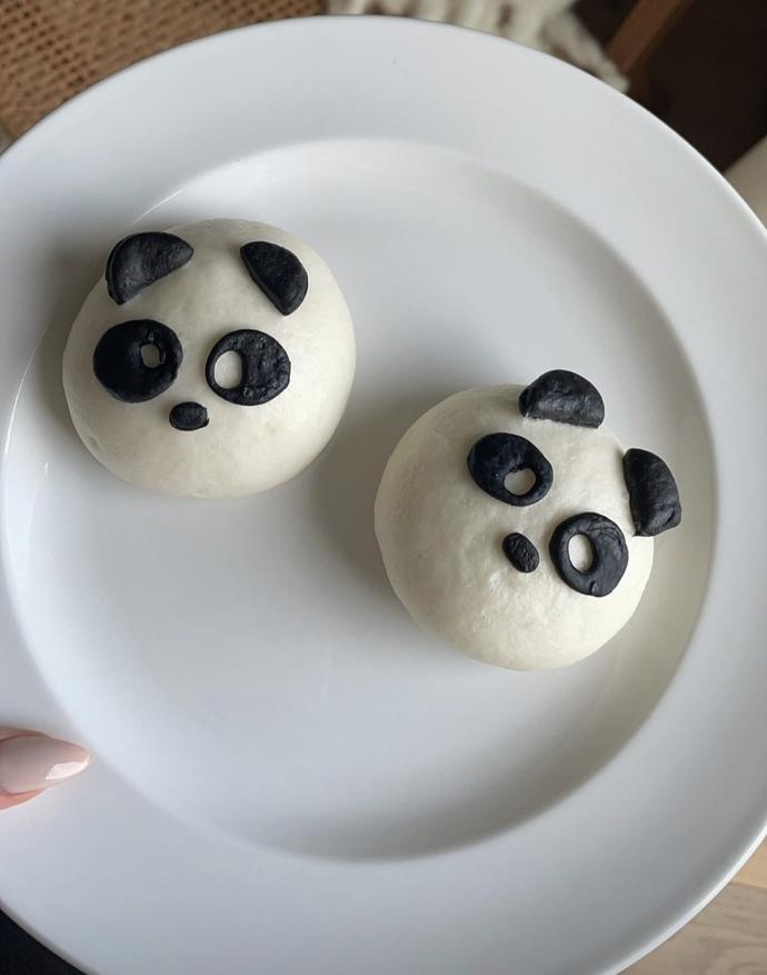 Benim kadar tatlı pandalı kurabiyelerimden yemek isteyen var mı? Şaka bir yana nasıl olmuş mu?