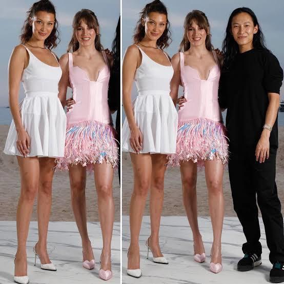 Dünyanın en güzeli Bella Hadid mi, Hande Erçel mi?