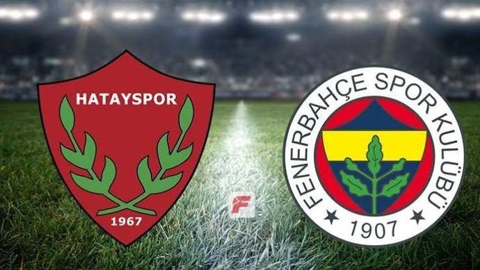 Hatay Spor - Fenerbahçe maçı nasıl sonuçlanır?
