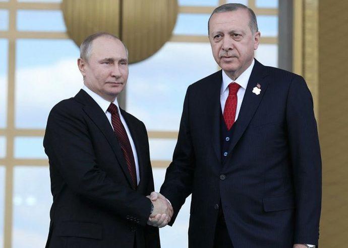 Erdoğan neden Rusyanın İdlib bölgesini bombalamasını görmezden geliyor?