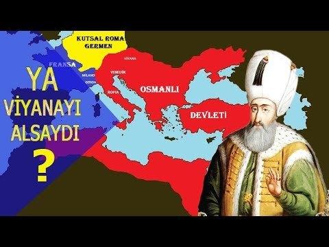 492 yıl önce bugün 1. Viyana Kuşatması başladı! Sizce Viyana Kuşatması başarılı olsa ne olurdu?