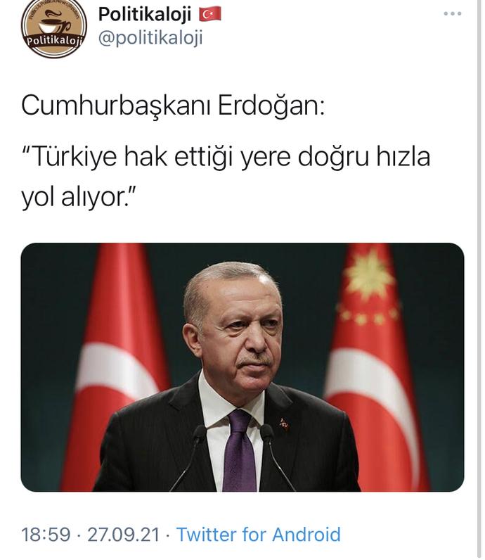Türkiye hak ettiği yere doğru gidiyor mu?