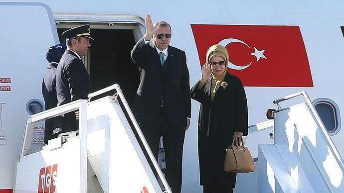 Cumhurbaşkanı Erdoğan: Türkiye hak ettiği yere doğru hızla yol alıyor. Sence ülke nereye gidiyor?