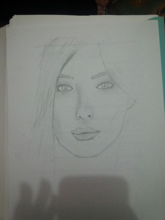 Çizimlerim nasıl ve sizce kime benziyorlar?