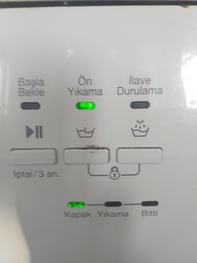 Çamaşır makinesi neden bozulmuş olabilir?