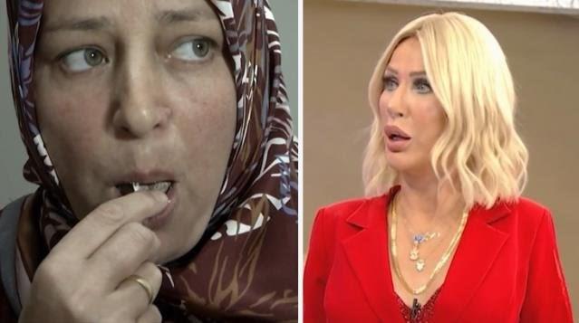 Bu kadın günde 2 kiloya yakın inşaat molozu yiyor! Yediğiniz en garip şey neydi?