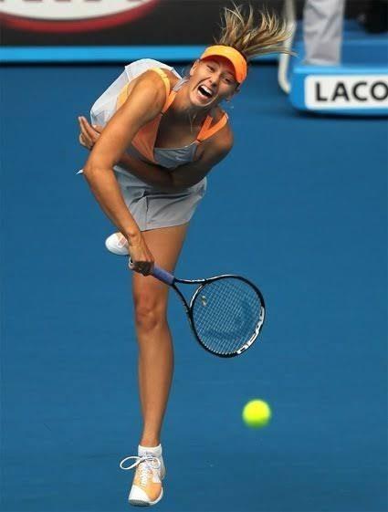 Tenisçiler topa vururken neden çığlık atar?