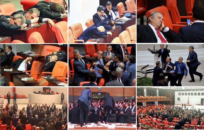 Meclisteki vekillerin sizi temsil ettiğine inanıyor musunuz?