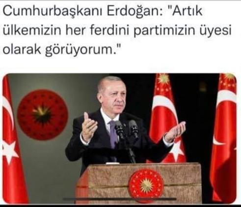 Cumhurbaşkanı Erdoğan, milletle kafa mı buluyor?