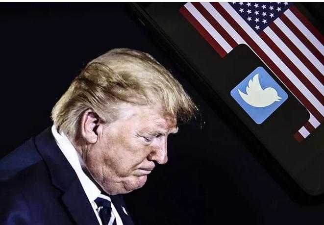 Trump Twitter hesabını geri istiyor! Sizce geri verilmeli mi?