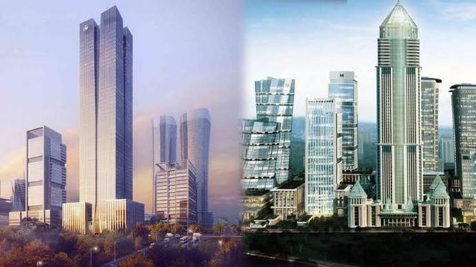 Merkez Bankası İstanbula taşınıp, kendisine 78 katlı yeni bina yaptırıyor. Sıra başkenti değiştirmeye mi geliyor?