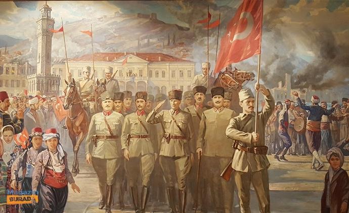 6 Ekim İstanbulun Kurtuluşunun 98. yıl dönümü bugün kutlanıyor! Kurtuluş Gününden haberiniz var mıydı?