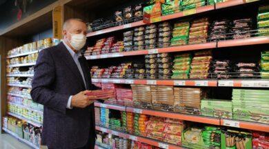 Erdoğan markete girdi alışveriş yaptı ve fiyatlar gayet uygun dedi! Ne demek istersin?
