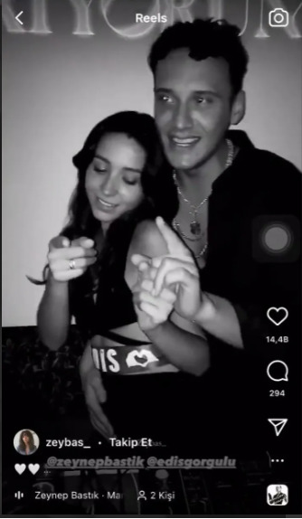 Zeynep Bastık ve Edis'in seksi dansı sosyal medyayı salladı! Sence doğru mu?
