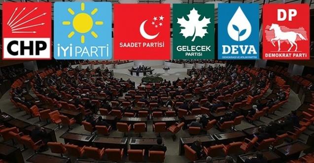 CHP, İYİ Parti, Gecelek, DEVA gibi muhalif partilerin samimi olduğunu düşünüyor musunuz?