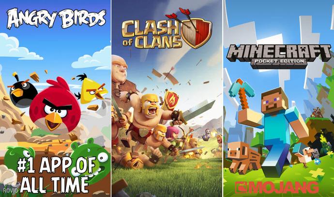 Asla oynarken sıkılmazsın dediğiniz mobil oyunlar neler?