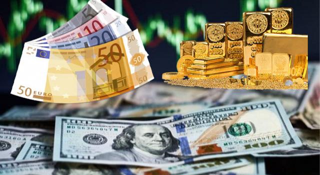Dolar 9,12 TL, Euro 10,61 TL, Gram Altın 527 TL! Nereye gidiyoruz?