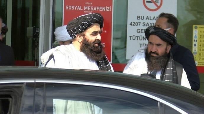Taliban yöneticileri Türkiyeye geldi! Bir vatandaş olarak devletin bu adamlarla görüşmesini doğru buluyor musunuz?