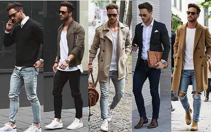 Türk erkekleri niye giyinmeyi bilmiyor?