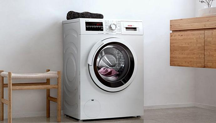 Bosh çamaşır makinesinde beyazlar kaç derecede yıkanır?