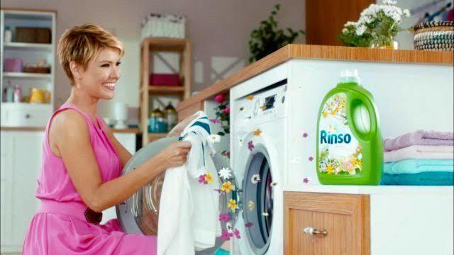 sıvı deterjan kullanımı