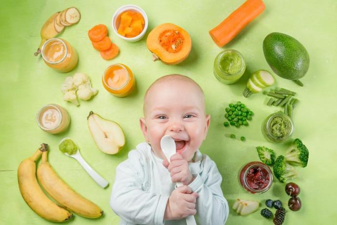 Bebeğe kilo aldıran yiyecekler
