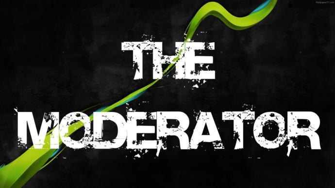 Moderatör olmak isteyen varsa, ücretsiz yaz kurslarımız başlamıştır. Kimler moderatör olmak için can atıyor?