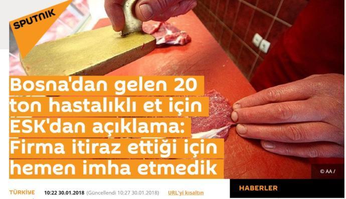 Türkiye; Almanya, Avusturya, Fransa, Polonya'dan sonra Rusya'dan da sığır eti ithal edecek! Bu konu hakkında ne düşünüyorsunuz?