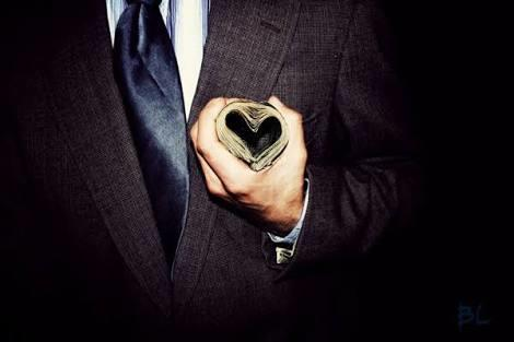 Her kalbin bir bedeli vardır.
