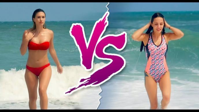 Yazın tartışması: Sizce kadınlara bikini mi, yoksa mayo mu daha çok yakışıyor?
