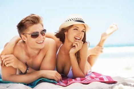 Plaja gittiğinizde zamanınızın çoğunu nasıl geçiriyorsunuz?
