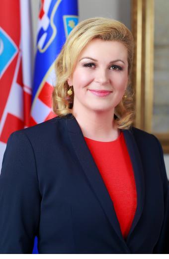 Hırvatistan cumhurbaşkanı Kolinda Grabar Kitaroviç , sizce de çok iyi değil mi?