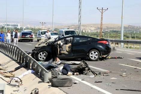 Hangi yolda trafik kazası olmaz?