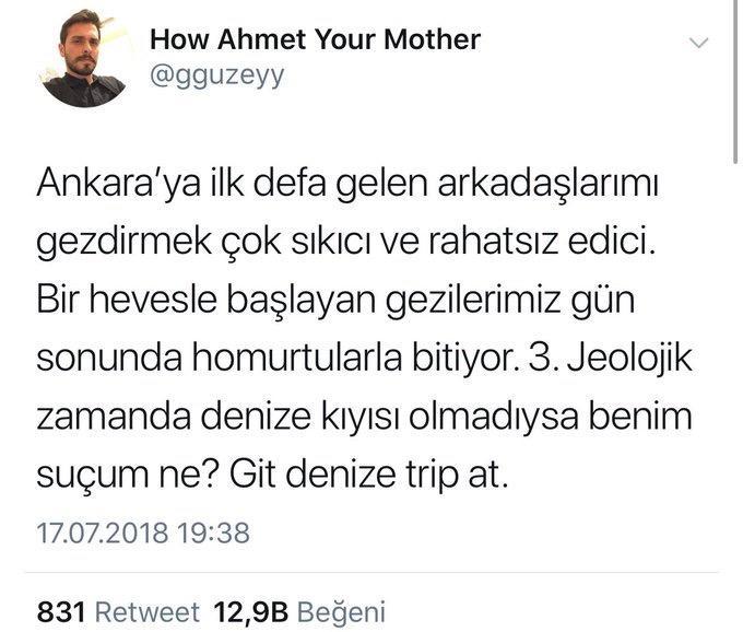 Benimle Ankara'da yaşayacak hatunu nerde bulabilirim? Kızlar Ankara'ya gelin gelmek ister mi?