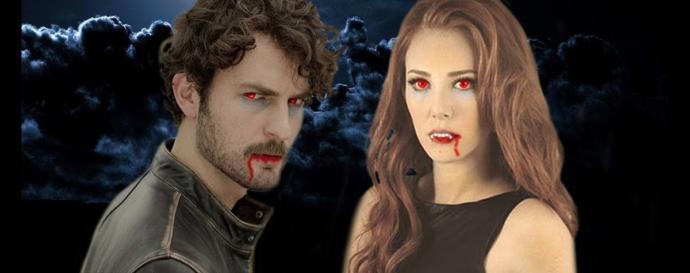 Merakla beklenen dizi, Eylül'de başlıyor! Türkiye'nin ilk vampir dizisine hazır mıyız? Türklerden vampir olur mu?